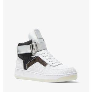 Michael Kors Jaden  High-Top Sneakers